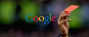 پنالتی گوگل