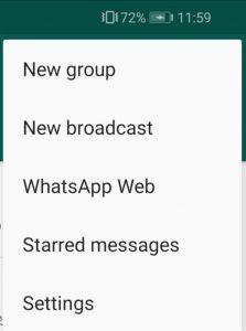 غیر فعال کردن دانلود خودکار در واتساپ