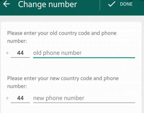 ترفندهای تغییر شماره تلفن در اندروید،واتساپ و آیفون که برایتان جذاب است.