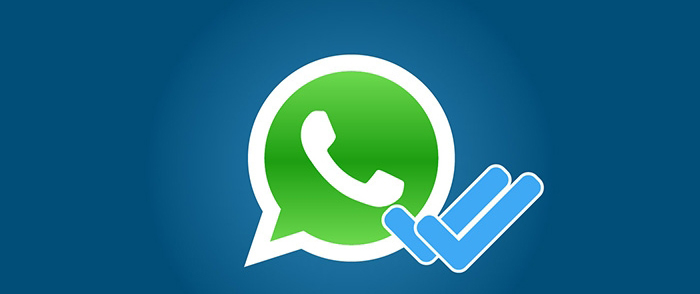 در گروه واتساپ چگونه متوجه شویم که پیام و ویدئوها را چه کسانی خوانده است؟