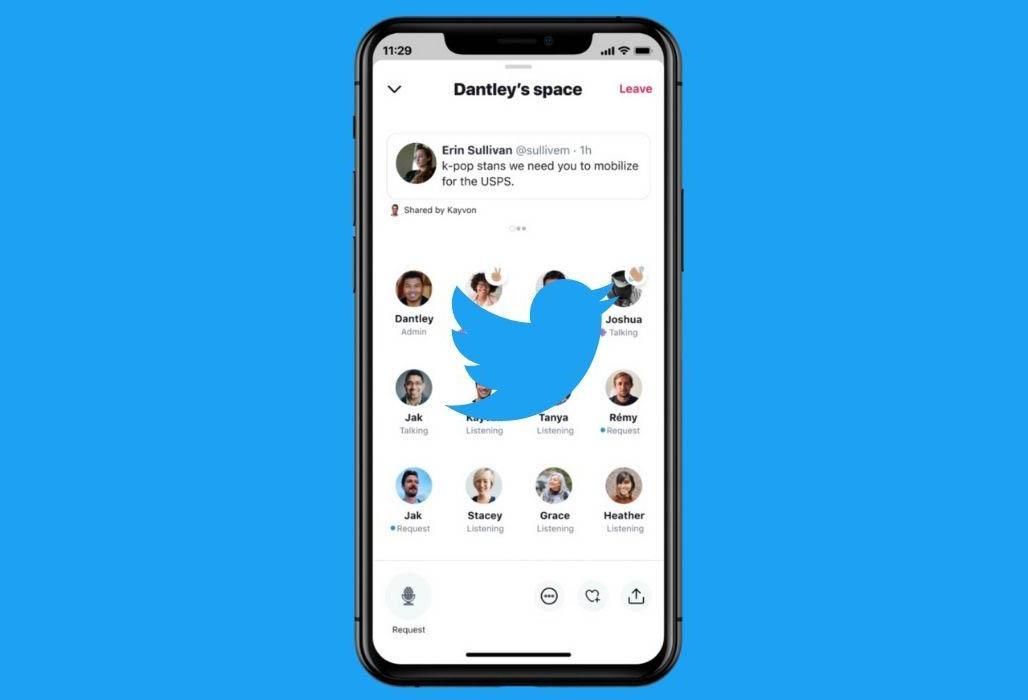 خبر خوش و هیجان انگیز چت صوتی برای کاربران اندروید توییتر فعال شد.