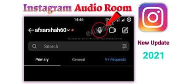 اینستاگرام ؛ Audio room اینستاگرام به رقابت با کلاب هاوس می رود.