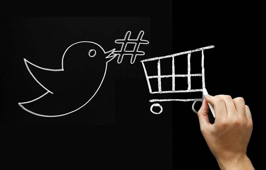 با ویژگی جدید توییتر،به راحتی در پلتفرمش خرید کنید.