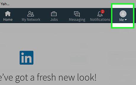 گام به گام حذف اکانت در لینکدین ( delete linkedin account) در سه سوت