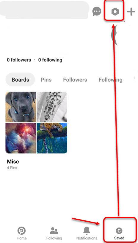 پینترست: آموزش حذف اکانت پینترست(Delete Account Pinterest)