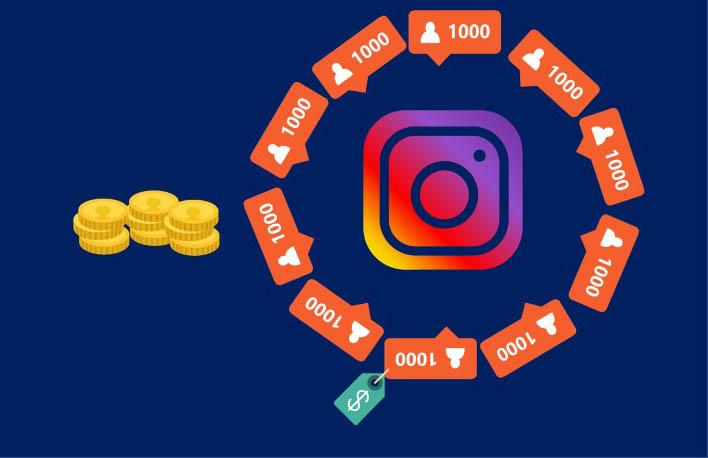 آیا می دانستید ارزش مالی صفحات اینستاگرام به تعداد فالوورها بستگی دارد؟