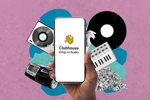 آموزش درآمد زایی و کسب در آمد از کلاب هاوس clubhouse