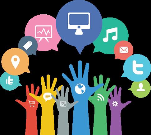 آموزش شبکه های اجتماعی و پیام رسان