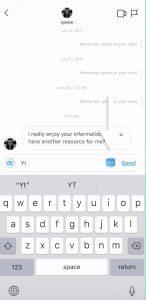 اینستاگرام :آموزش گام به گام ارسال پیام خودکار در اینستاگرام