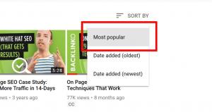 یوتیوب :مراحل سئو ویدئوها در یوتیوب که باید با آن آشنا باشید.
