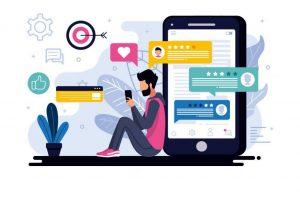 کسب و کار :نکات مهم برای برخورد با مشتری اینترنتی و ایجاد یک گفت و گوی موثر