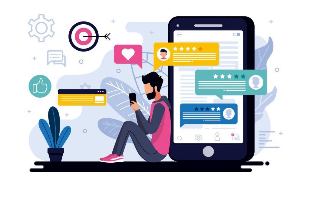 شبکه های اجتماعی: فرمول پاسخ دادن به کامنت ها در شبکه های اجتماعی