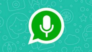 واتساپ:آزمایش قابلیت زیر نویس پیام صوتی در واتساپ
