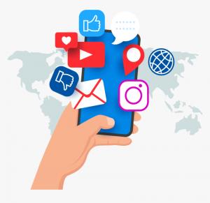 ربات شبکه اجتماعی و پیام رسان