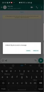 واتساپ :7 تکنیک برای فهمیدن بلاک شدن توسط دیگران در واتساپ